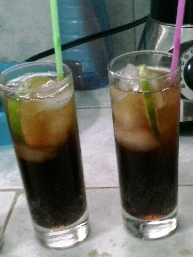 cuba libre boissons