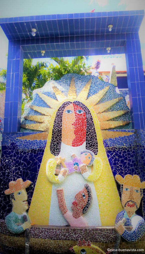 Virgen del Cobre Cuba